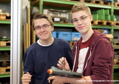 """Zertifikatskurs """"Erleben, Entdecken, Entwickeln – der Industri"""