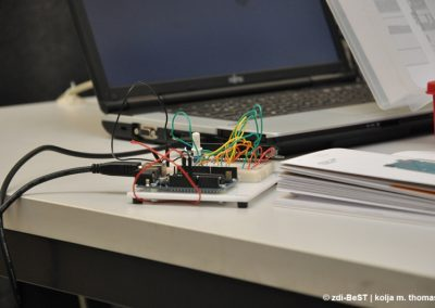 "Zertifikatskurs ""Arduino"""