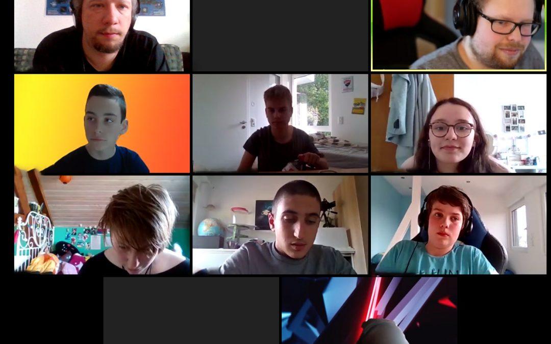 Technik macht Spaß – Ein Einblick in unsere Online-Kurse
