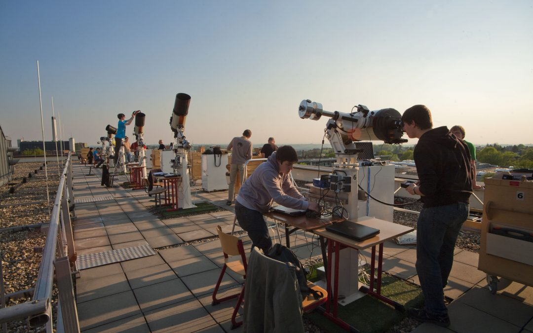 NEUER BeST-Kurs: Spektroskopie – Fingerabdruck eines Moleküls